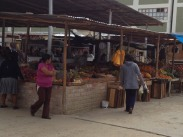 Baños market