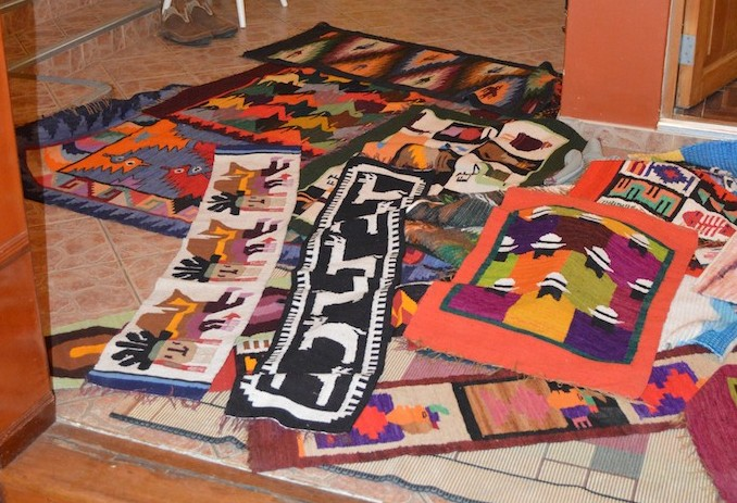 Beautiful Rugs and Tapestries