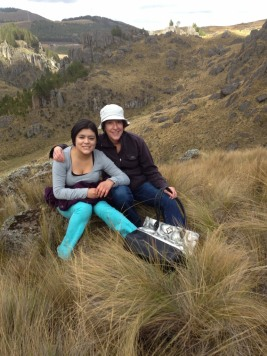 Nicole and Kerry