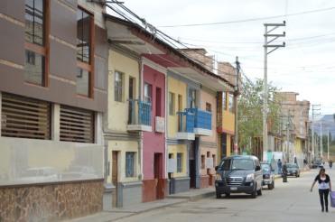 Street of Baños