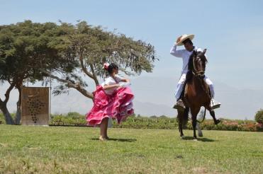 Caballero and Señorita