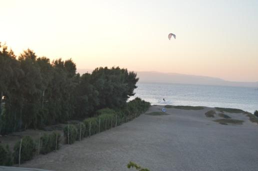 Jorge Kitesurfing