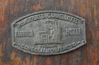 Old Italian Barrels