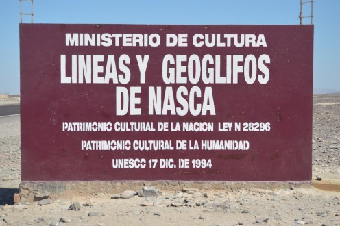 Nazca sign