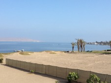 Paracas Bay View from Room