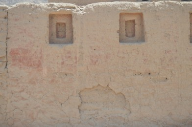 Ornamental Niches and Color