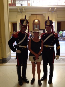 Kerry and the Guards