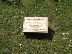 Poets Garden Plaque