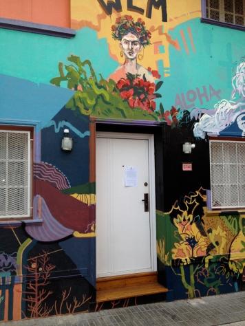 Caminito Mural