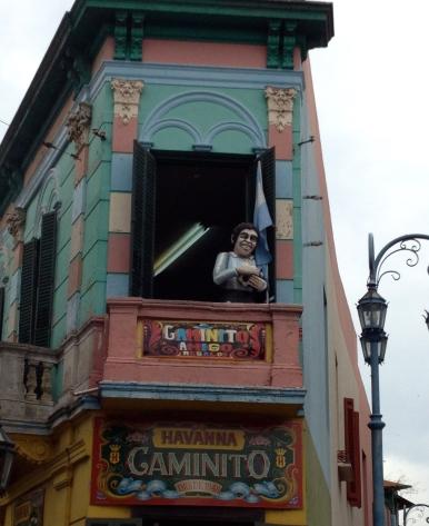 Caminito Balcony