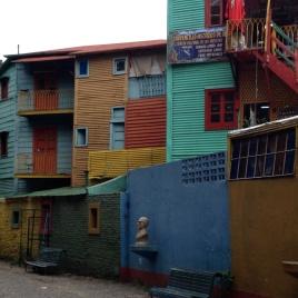Colorful Caminito