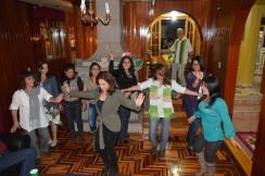 Latin Dance Prevailed