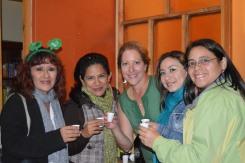 Upia Kushun (cheers in Quechuan)