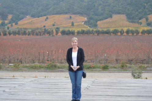 Beth at Montes
