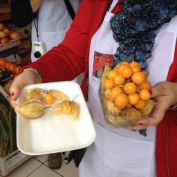 Aguaymanto (Tomatillo)