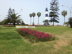 Lighthouse in Lima
