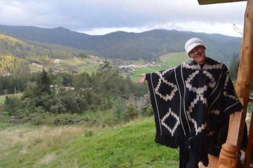 Staying warm native style