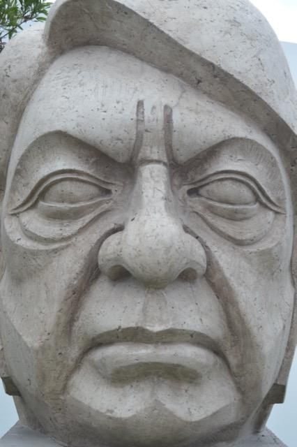 Self Sculpture