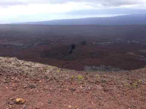 Volcanic view