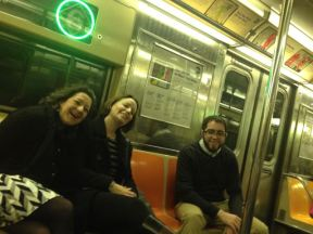 Riding the Subway