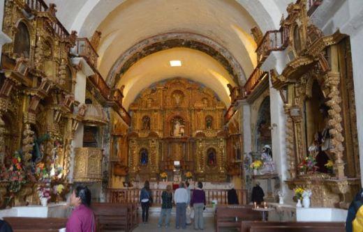 Santa Ana de Maca