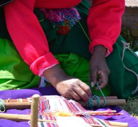 Securing the Loom