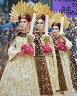 Religious Beauties