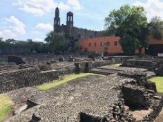 Plaza de los 3 Culturas