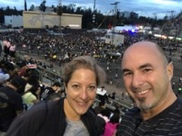 Before the U2 Show