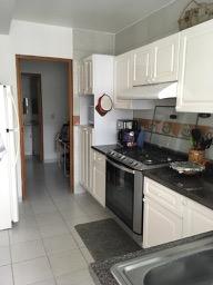 Serviceable galley kitchen