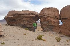 Matt and the Rocks