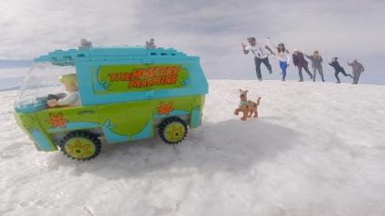 Run, Scooby, Run!