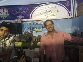 Friendly Wine Vendors and Good Wines