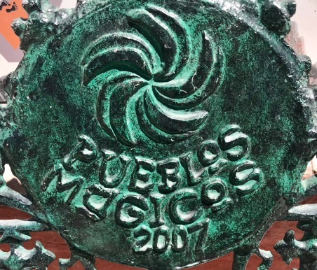 Seal of the Pueblos Mágicos