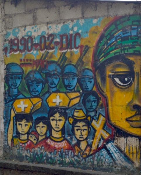 Peace Park Mural