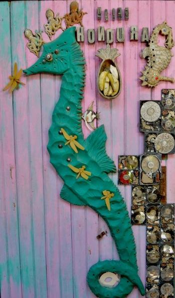 Jade Seahorse